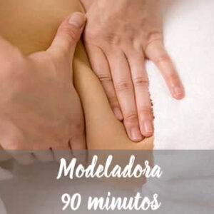 Massagem Modeladora 90 minutos