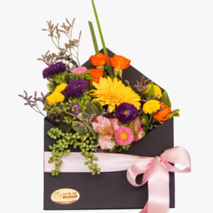 Envelope Mix de Flores